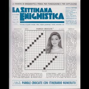 La Settimana Enigmistica - n. 4621 - 15/10/2020 - settimanale