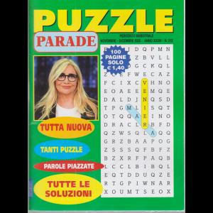 Puzzle Parade - n. 312 - bimestrale - novembre - dicembre 2020 - 100 pagine