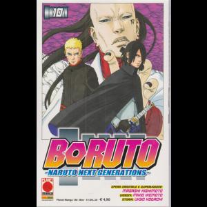 Planet Manga - Boruto - n. 136 - bimestrale - 15 ottobre 2020 -
