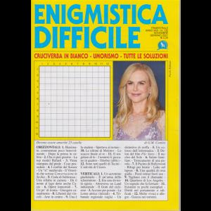 Enigmistica difficile - n. 132 - trimestrale - novembre - gennaio 2021 -
