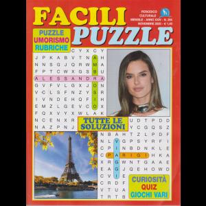 Facili Puzzle - n. 284 - mensile - novembre 2020 -