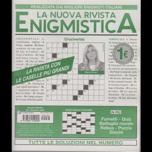 La Nuova Rivista Enigmistica - n. 36 - mensile - novembre 2020 -
