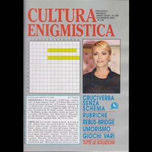 Cultura Enigmistica - n. 329 - mensile - novembre 2020