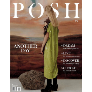 Posh bimestrale n. 92 Settembre 2020 Another day