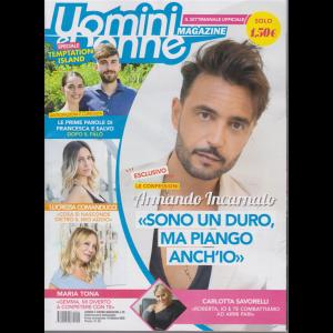Uomini e  Donne Magazine - n. 25 - settimanale - 16 ottobre 2020