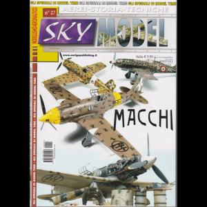 Gli speciali di Model Time - Sky Model - n. 27 - bimestrale - ottobre - novembre 2020