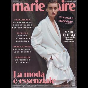 Marie Claire - + Marie Claire Maison - n. 11 - novembre 2020 - mensile - 2 riviste