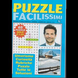 Puzzle Facilissimi - n. 82 - bimestrale - novembre - dicembre 2020 - 65 puzzle
