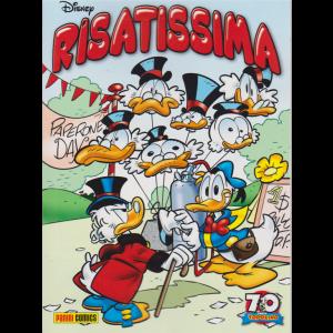 Disneyssimo - Risatissima - n. 91 - bimestrale - 19 aprile 2019