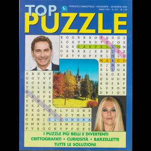 Top Puzzle - n. 257 - bimestrale - novembre - dicembre 2020
