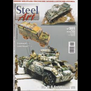 Steel Art - n. 202 - mensile - ottobre 2020