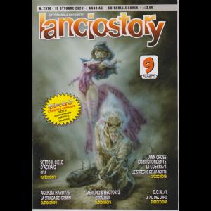 Lanciostory - n. 2376 - 19 ottobre 2020 - settimanale di fumetti