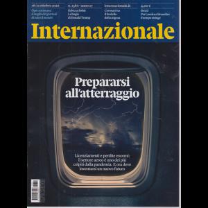Internazionale - n. 1380 - 16/22 ottobre 2020 - settimanale