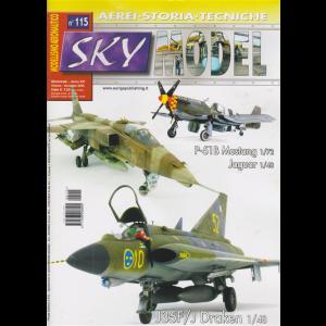 Sky Model - n. 115 - bimestrale - ottobre - novembre 2020