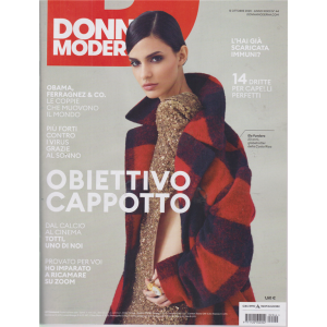 Donna Moderna - n. 44 - settimanale - 15 ottobre 2020