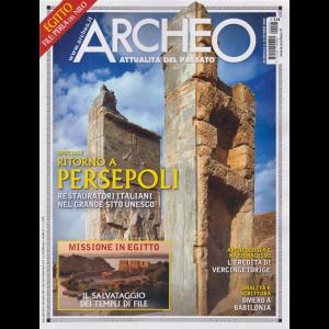 Archeo - n. 428 - mensile - ottobre 2020