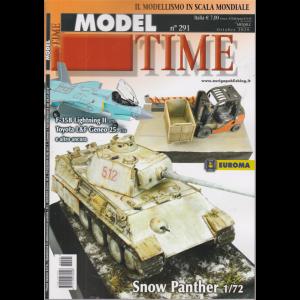 Model Time - n. 291 - mensile - ottobre 2020