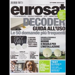 Eurosat - n. 323 - ottobre 2020 - mensile