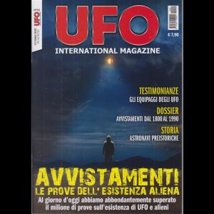 Ufo International Magazine - n. 90 - ottobre 2020 - mensile
