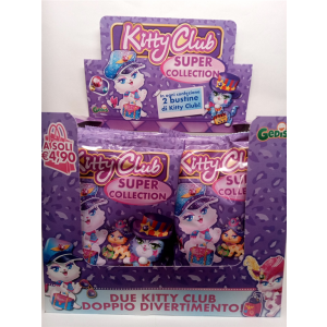 Bustina KITTY CLUB - SUPER COLLECTION