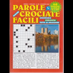 Parole Crociate facili - n. 265 - mensile - novembre 2020 - 68 pagine