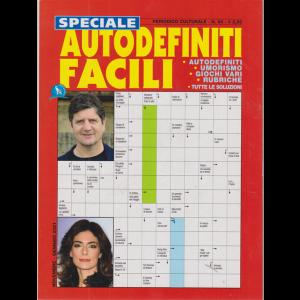 Speciale Autodefiniti facili - n. 84 - novembre - gennaio 2021 -