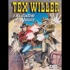 Tex Willer - I Razziatori del Nueces - n. 24 - ottobre 2020 - mensile
