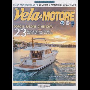 Vela e Motore - n. 10 - ottobre 2020 - mensile