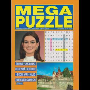 Mega Puzzle - n. 87 - trimestrale - novembre - gennaio 2021 -