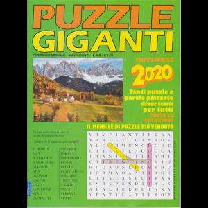 Puzzle Giganti - n. 439 - mensile - novembre 2020 -