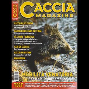 Caccia Magazine - n. 11 - mensile - novembre 2020