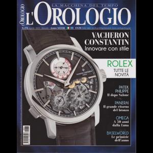L'orologio - n. 276 - aprile 2019 - mensile