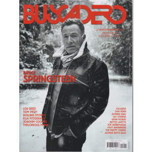 Buscadero - B.Springsteen - n. 437 - mensile - ottobre 2020