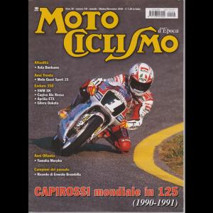 Motociclismo d'Epoca - n. 8 - mensile - ottobre - novembre 2020