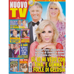 Nuovo Tv - n. 43 - 26 ottobre 2020 - settimanale