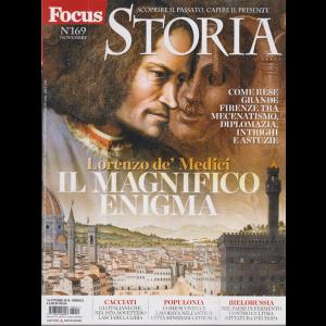 Focus Storia - n. 169 - mensile - novembre 2020