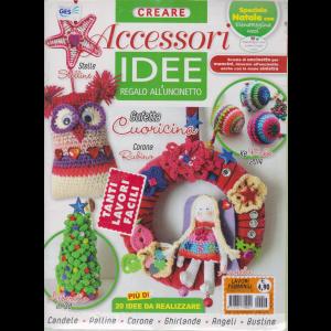 Lavori Femminili - Creare accessori - idee regalo all'uncinetto - n. 46 - bimestrale - 2 riviste