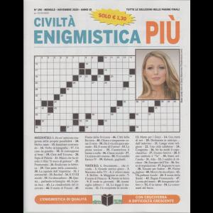 Civilta' Enigmistica più - n. 156 - mensile - novembre 2020