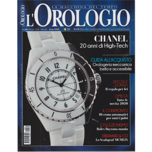 L'orologio - n. 289 - ottobre 2020 - mensile