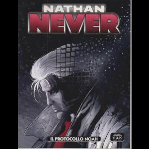 Nathan Never - Il protocollo di Noah - n. 353 - mensile - ottobre 2020 -