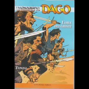 I Monografici Dago - n. 58 - L'ora dei giusti - Tunisi - 15 ottobre 2020 - mensile
