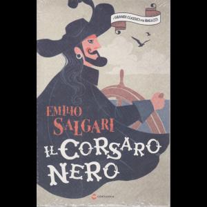 I grandi classici per ragazzi - Il corsaro nero - Emilio Salgari - n. 26 - 17/10/2020 - settimanale -