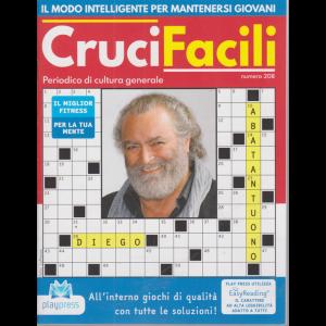 Crucifacili - n. 208 - Diego Abatantuono - bimestrale - 17/10/2020 -