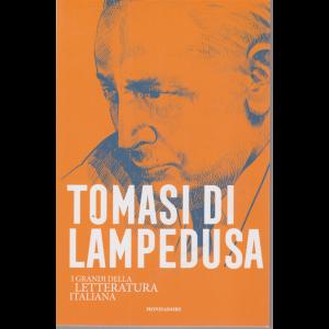 I grandi della letteratura italiana - Tomasi di Lampedusa - n. 26 - settimanale - 20/10/2020 -
