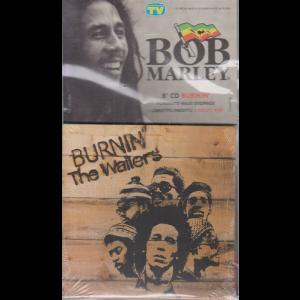 Gli speciali musicali di Sorrisi n. 14 - del 16/10/2020 - Bob Marley - 8° cd - Burnin'-  formato maxi digipack + libretto inedito