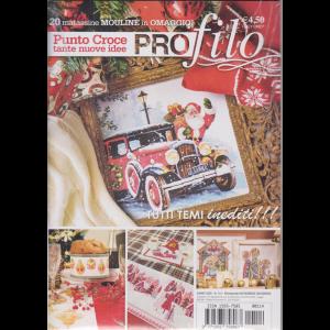 Profilo - + 20 matassine Moulinè in omaggio! - n. 114 - bimestrale - novembre - dicembre 2020 -