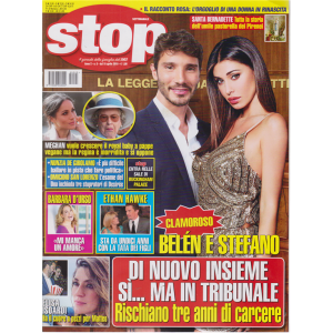 Stop - n. 5 - 16 aprile 2019 - settimanale