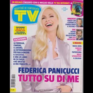 Sorrisi e Canzoni Tv - n. 42 - 20 ottobre 2020 - settimanale