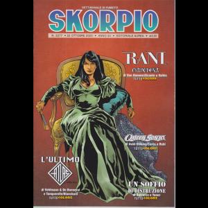Skorpio - n. 2277 - 22 ottobre 2020 - settimanale di fumetti