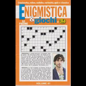 Enigmistica & giochi di Telesette - n. 43 - 20/10/2020 - 52 pagine